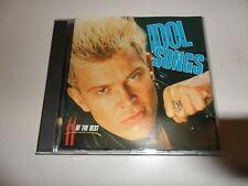 Cd   Billy Idol  – Idol Songs - 11 Of The Best