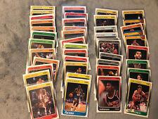 (43) 1988-89 Fleer Basketball Card Lot -- GREAT STARTER SET -- DIFFERENT COMMONS