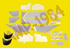 SERIE ADESIVI DECALCO APRILIA TUAREG WIND 600  AP8115359