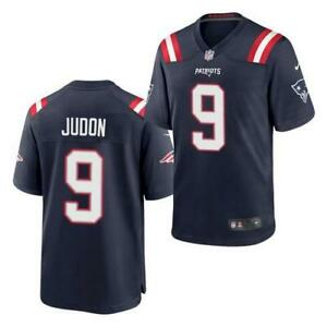 Matthew Judon Patriots Men's Navy Jersey