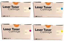 Compatible 124A Set Toner Cartridges Q6000A Q6001A Q6002A Q6003A for HP 2600n