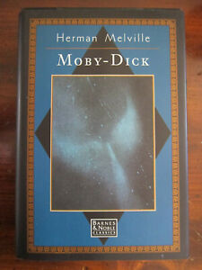 Moby-Dick (Herman Melville), Barnes and Noble Classics, 1993