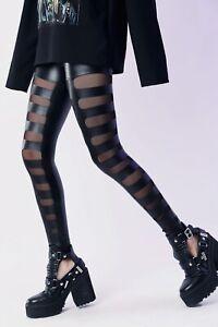 Black Milk RARE Exoskeleton Leggings Small