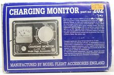 Model Flight Charging Monitor No 202 New Unused (Nicad Charger)
