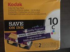Kodak 1829993 COLOR10C Ink Cartridge TWO-PACK