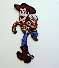 Disney PIXAR TOY STORY WOODY Embroidered Iron On/ Sew On Applique Patch