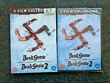 Dead Snow 1 and 2 [DVD]