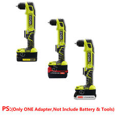 1x PORTER-CABLE/STANLEY/BLACK&DECKER 20V Battery to Ryobi 18V Tools Adapter