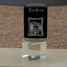 V-Fire Feuerzeug Easy Torch 3D Relief High Society Fuchs - Jet Flame