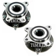 Front Left & Right Wheel Bearing & Hub Assy Kit Timken For GS300 IS250 RC350 AWD