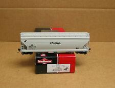 Intermountain 47076-01 HO Conrail ACF 4650 3-bay hopper #886022