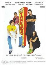 TAKE AWAY (Vince COLOSIMO Rose BYRNE Stephen CURRY) Aussie COMEDY DVD NEW Reg 4