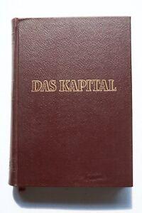 Karl Marx: Das Kapital-Band 2 , Dietz-Verlag, brauner Einband, sehr gut.