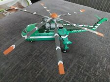 Disney Planes Fire And Rescue Deluxe Diecast Metal Windlifter 12""