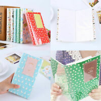 84 Pockets Album Case Storage for Polaroid Photo FujiFilm Instax Mini Film Size