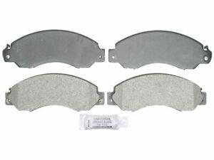 Brake Pad Set 6WJB26 for 1200 1300 1400 1994 1995 1996 1997 1998 1999 2000 2001