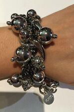 💖 Mimco $129 Stardust Chain Wrist Bangle Bracelet + Dust Bag