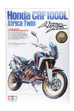 Tamiya 16042 1/6 Scale Model Motorcycle Kit Honda CRF1000L Africa Twin
