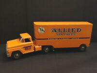 "All Original TONKA Truck And Trailer Allied Van Lines 28"""