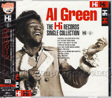 """Al Green - """"Complete Hi Records Single Collection"""" - SEALED 2013 Japan Double CD"""