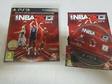 PS3 nba 2k13 PAL España completo