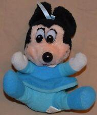 "8"" Baby Mickey's Christmas Carol Plush Dolls Toys Stuffed Animals Minnie Mouse"