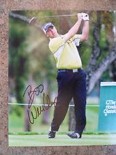 Boo Weekley signed 8x10 photo Hologram COA PGA