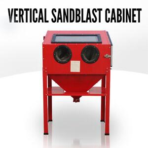 Sandblast Cabinet, Sandblaster Beadblaster, Sand Blast Upright Sand Blasting