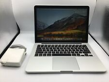 "Apple MacBook Pro A1502 13"" Laptop 2.7Ghz / 8GB / 128GB SSD-MF839LL/A Early 2015"