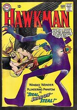 Hawkman #5 ~ vs the Plundering Phantom ~~ 1964 (4.0) WH