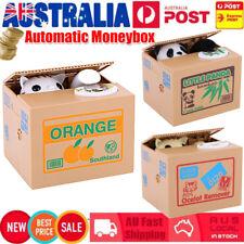Cat Coins Bank /Money Bank /Saving Box/Piggy Bank Automatic Stealing Steal Coins