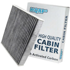 HQRP CARBON Cabin Air Filter for Toyota Tundra Venza Yaris Prius Sienna
