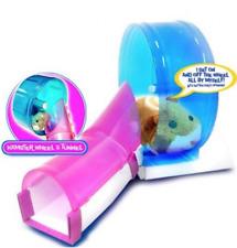 Zhu Zhu Pets Add On Hamster Wheel Kids Toy Set