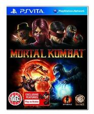 Mortal Kombat PS Vita (sony PlayStation Vita)