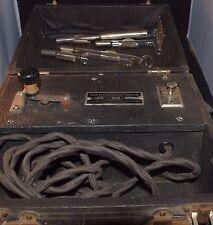 Vintage Fitzgerald Mfg. Star Violet Ray Quack Electric Healing Machine