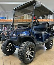EZGO TXT GAS  CUSTOM  4 passenger GOLF CART
