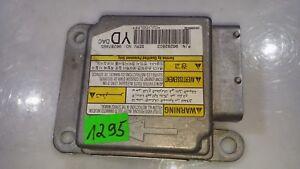 DAEWOO REZZO 2001 LHD 2.0i 89 KW SRS AIRBAG CONTROL MODULE 96282803