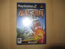 FlatOut - Playstation 2 PS2 - Neuf et scellé version PAL