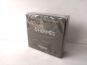 Hermes Terre D ' Hermes 100g Seife Parfümiert (Vintage)