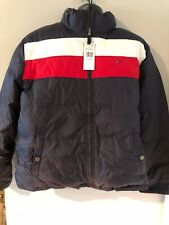 Tommy Hilfiger Men's Puffer  reversible jacket Size XXL