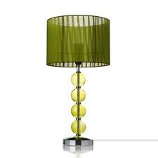 Lampe de table vertes modernes pour la maison