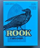 Parker Brothers ROOK Card Game 2001 Complete Original Box + Instructions V Good
