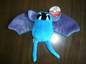 Pokemon Plush Zubat #41 KFC Special Edition 1998 Collectible Tags Attached