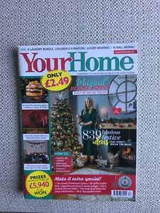 Your Home Magazine December 2020 Issue