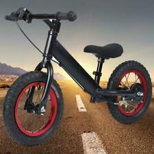 Balance Bike Classic Kids No-Pedal Learn To Ride Pre Bike 3-6yrs Adjustable Seat