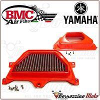 FILTRO DE AIRE DEPORTE LAVABLE BMC FM450/04 W/RESTRICTOR YAMAHA YZF 600 R6 2006