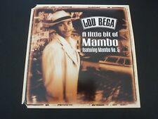 Lou Bega Mambo #5 1999 Promo LP Record Photo Flat 12x12 Poster #2
