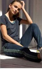 JAVA Lounge pants women Navy size 12-14