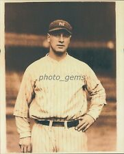 1926 Lou Gehrig New York Yankees at World Series 8x10 Sepia Archival Photo