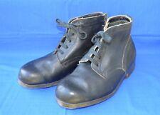 Bulgarian Army Leather Combat Shoes w/t Hobnails sz.42
